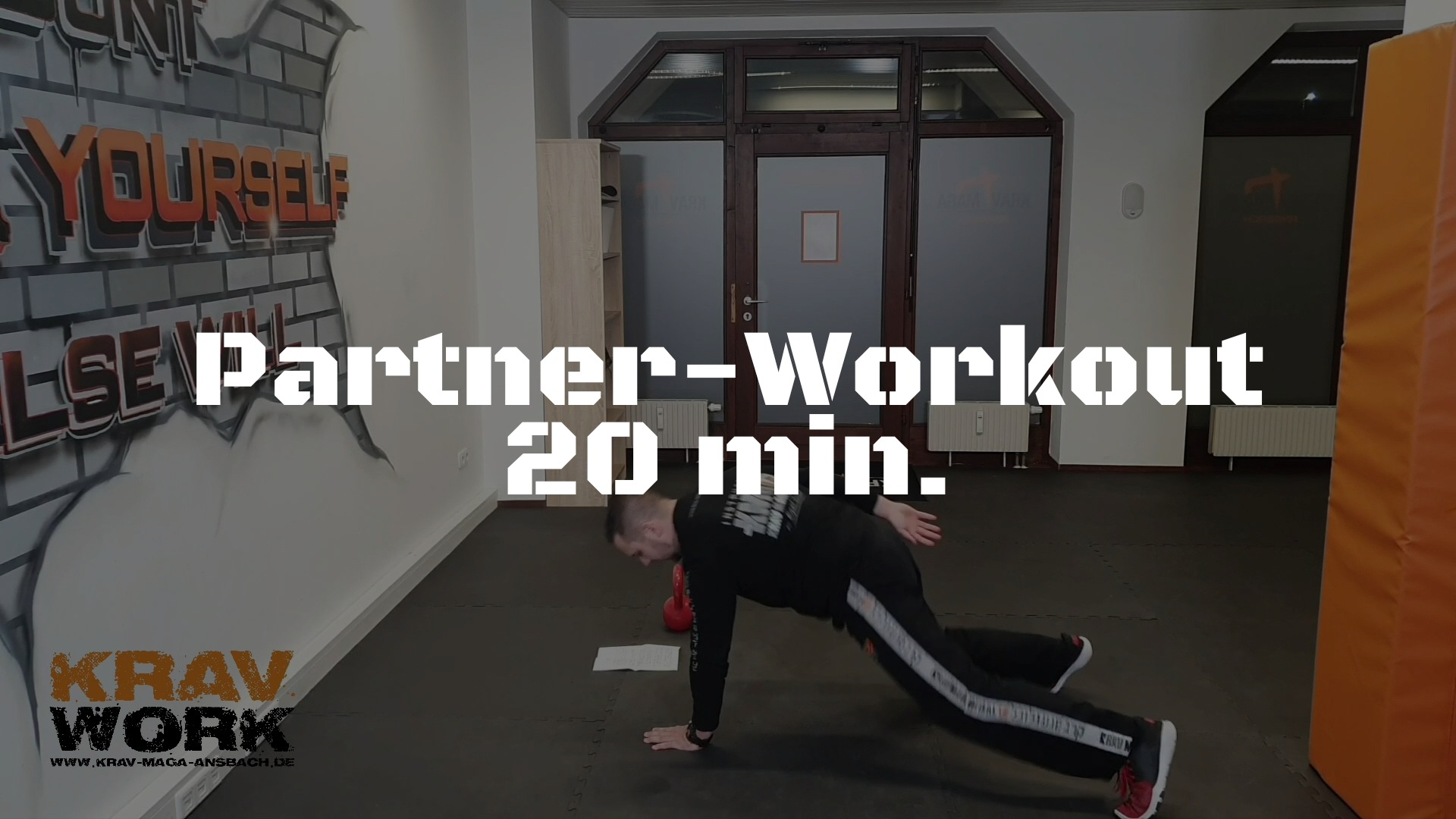 KRAV WORK | Partner-Workout 20 min.