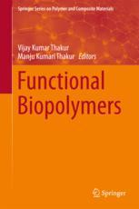Book on Functional Biopolymers with chapter on Tamarind Gum for Drug Delivery