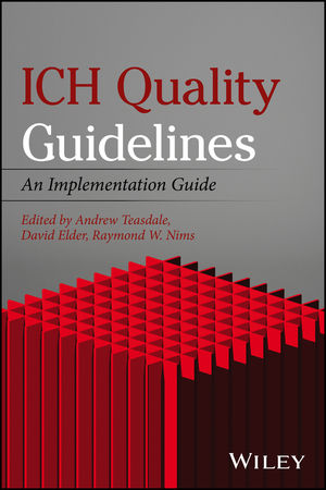 This book gives an integrated overview of how the ICH guidelines influence drug development strategic planning and decision-making.