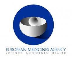 Logo of european medicines agency.