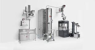 Glatt MODCOS - Continuous Manufacturing