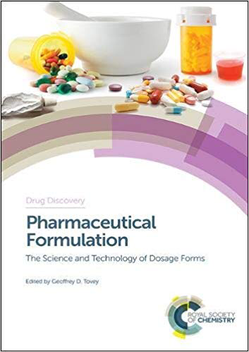 Cover of the book Pharmaceutical Formulation