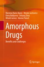 Book cover of Book Amorphous Drugs
