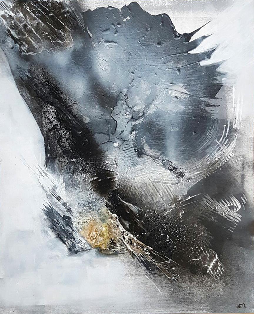 Der Fels | 70 x 90 cm