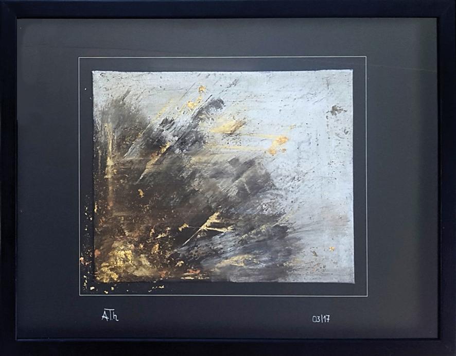Die Konstanz | 48 x 62 cm | Bildkassette