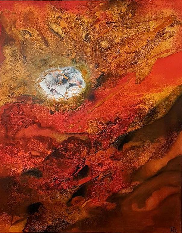 Herbst-Licht | 60 x 80 cm