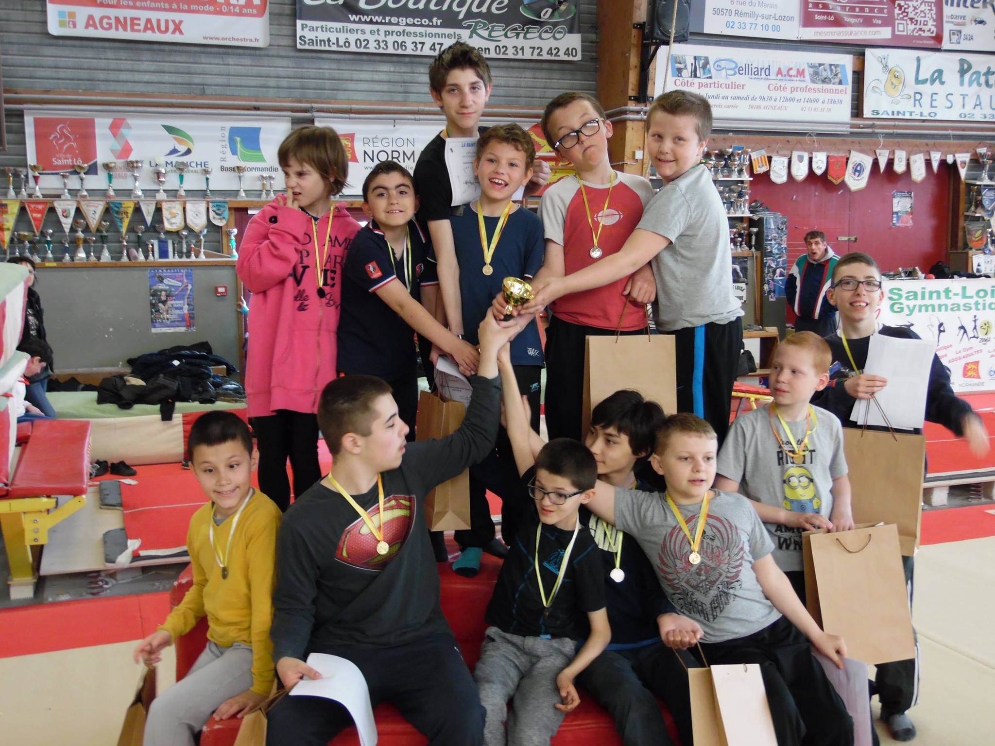 Au mini-tournoi du 4 avril