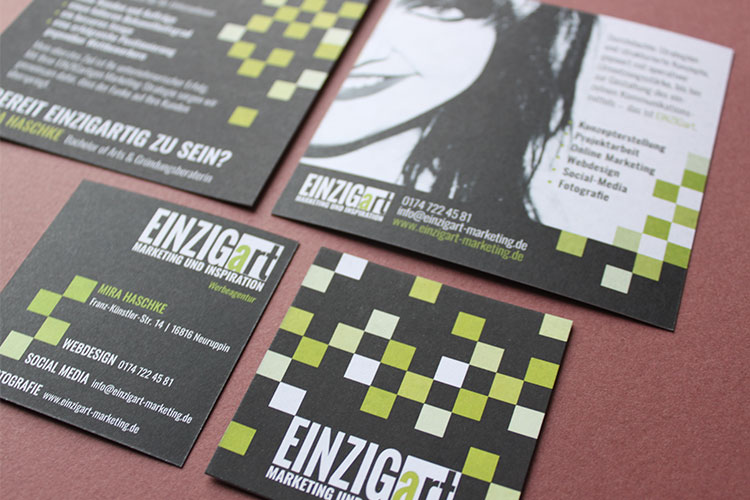 EINZIGart Marketing & Inspiration