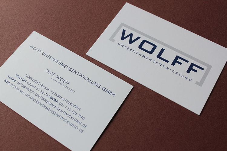 Wolff Unternehmensentwicklung GmbH