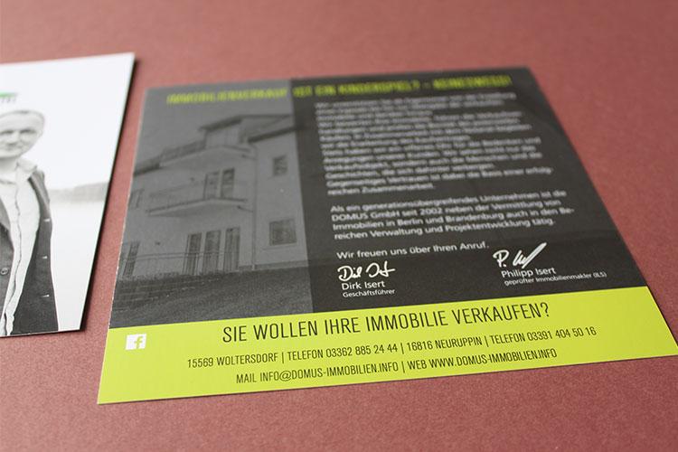 Domus Immobilien GmbH