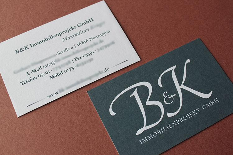 B&K Immobilienprojekt GmbH