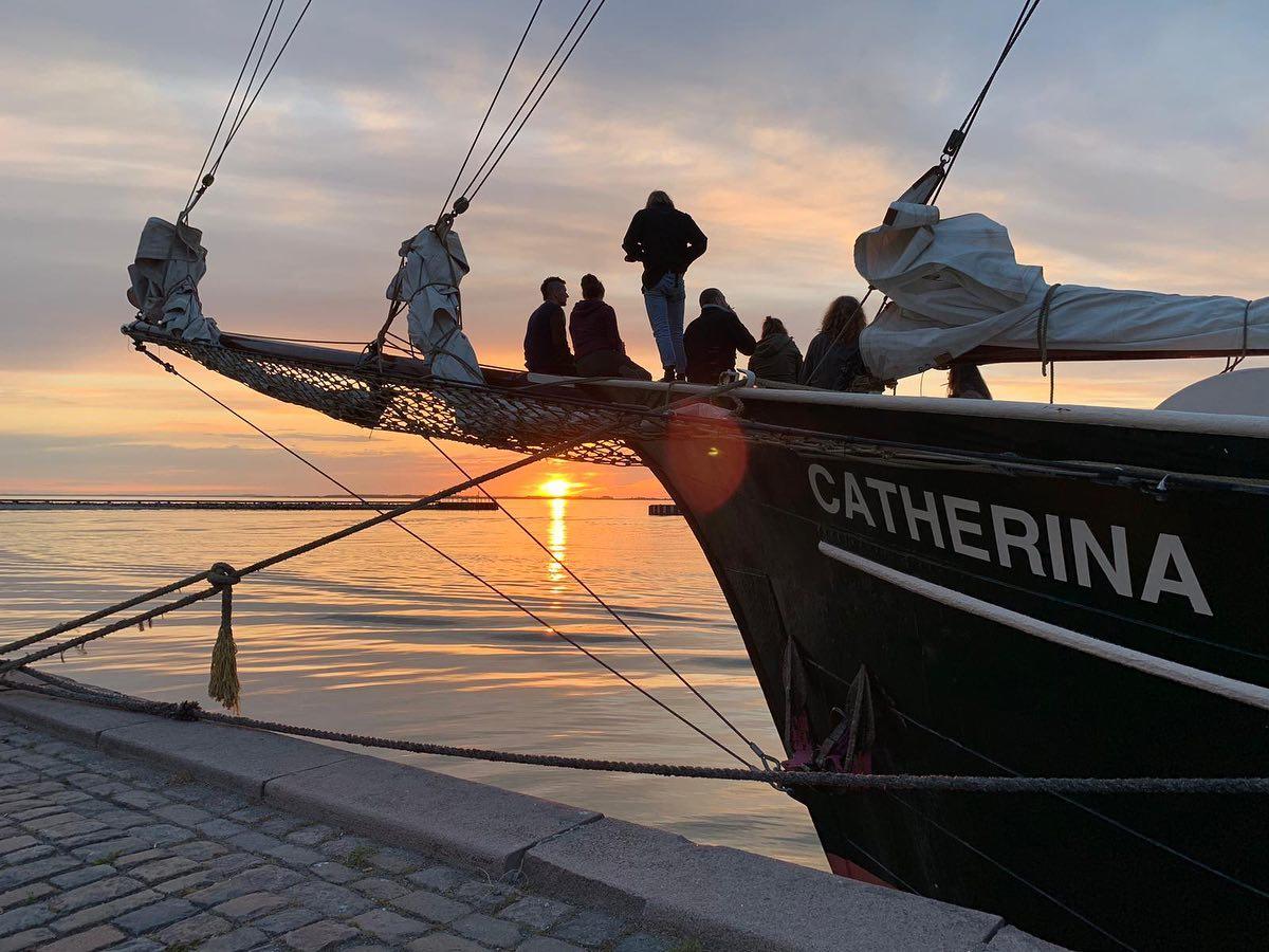 Zeilschip Catherina