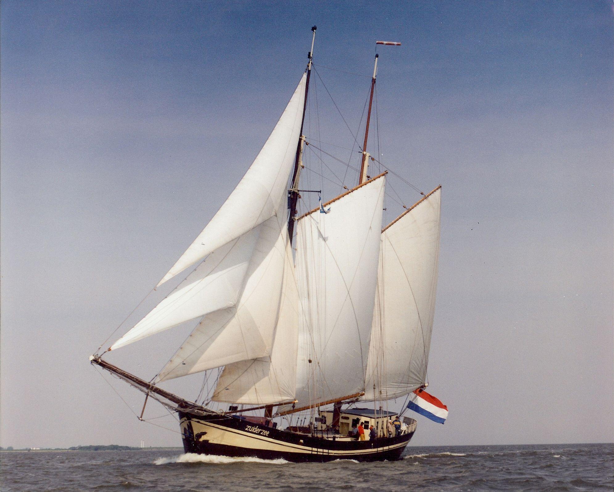 Zeilschip Zuiderzee