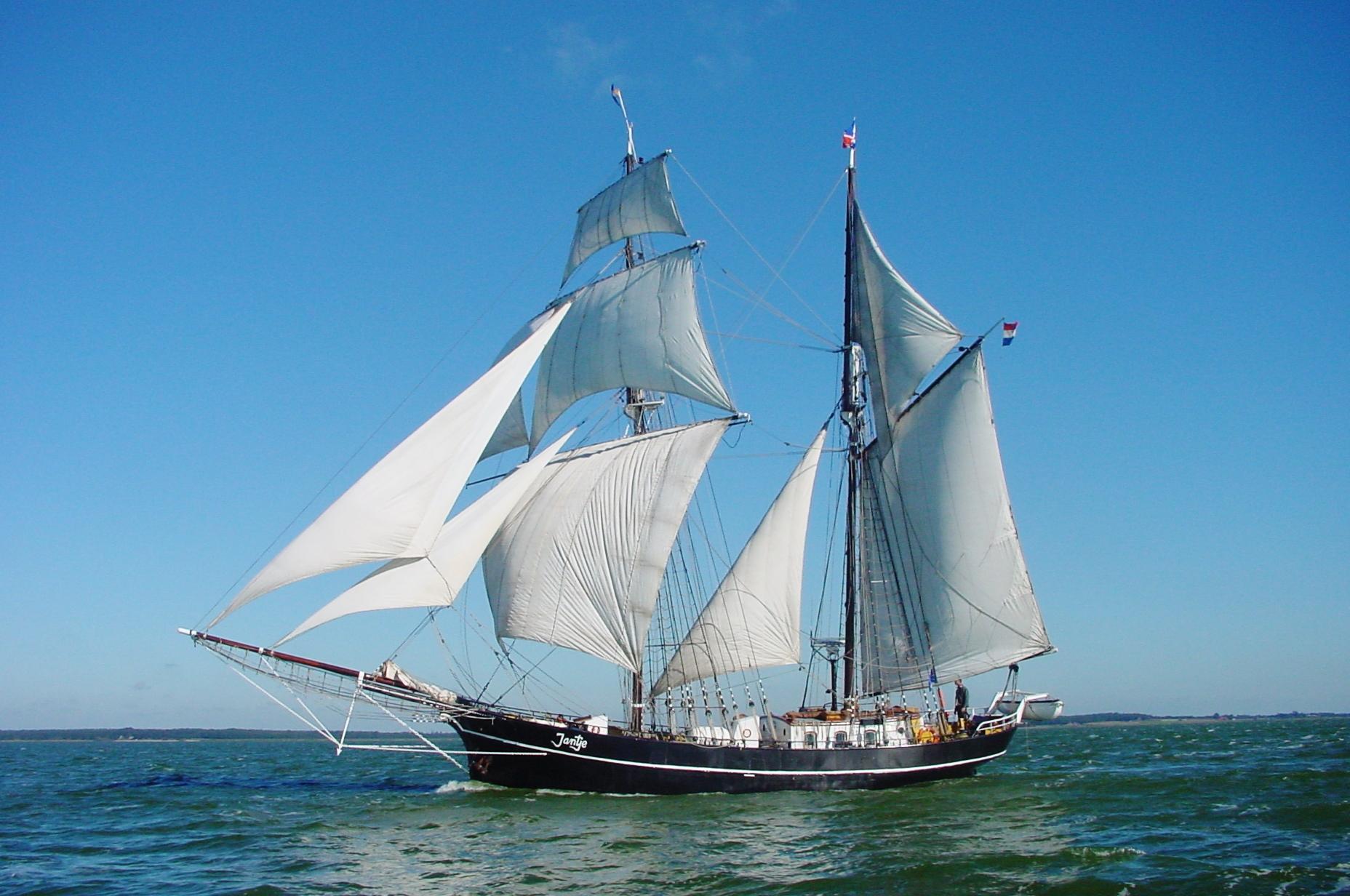 Zeilschip Jantje