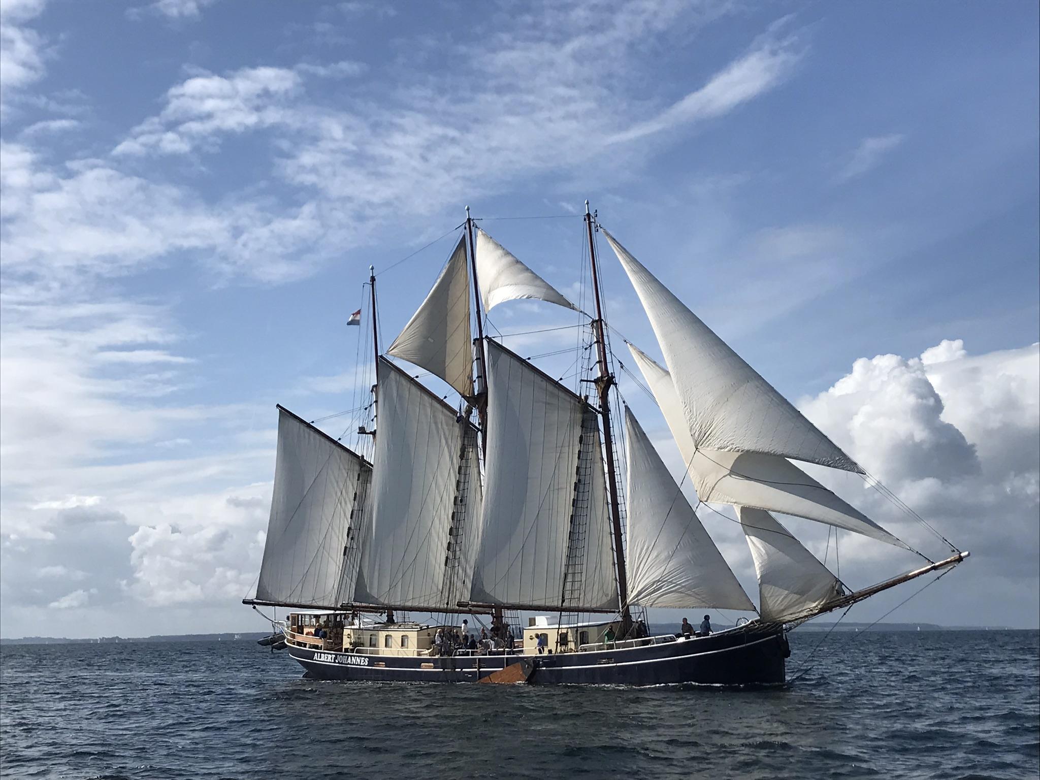 Zeilschip Albert Johannes
