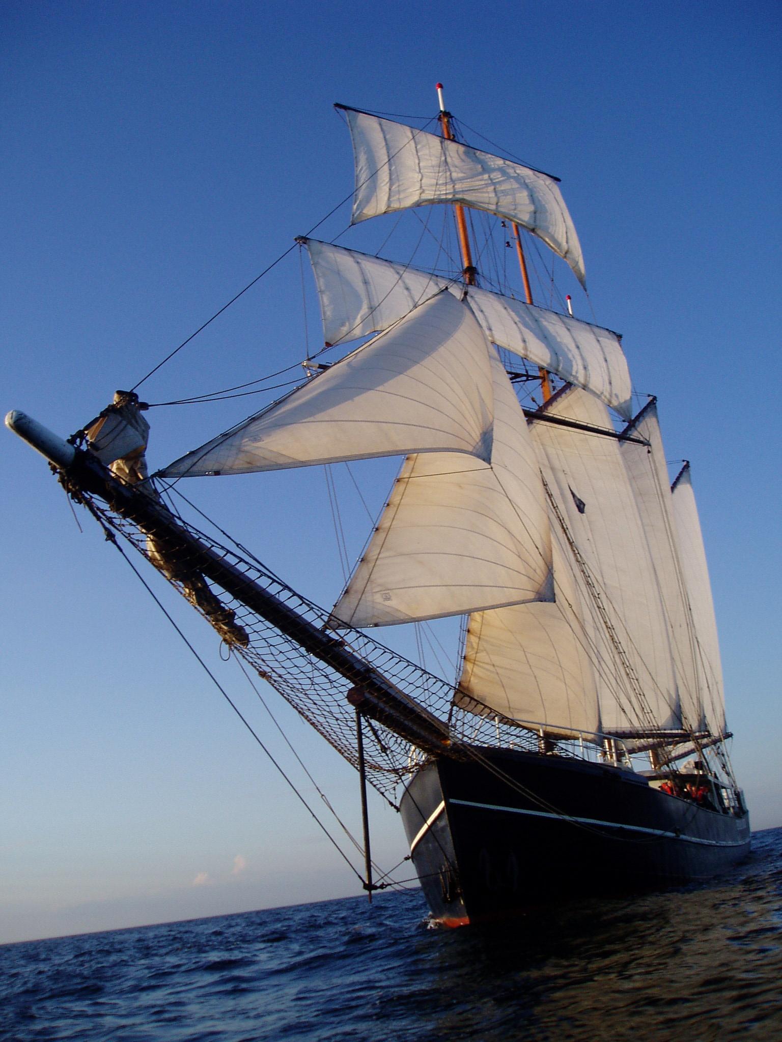 Zeilschip Hendrika Bartelds