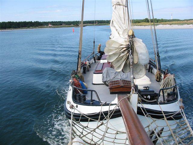 Zeilschip Bornrif