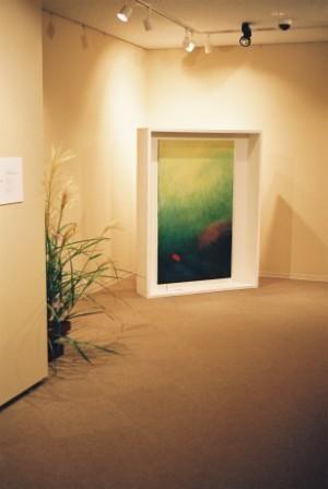 個展@ガレリア表参道(長野) 2006.8.