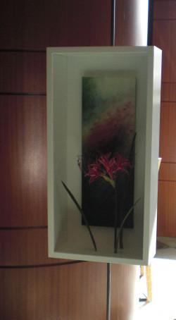 個展@Gallery at the HYATT 62nd Exhibition ハイアット・リージェンシー・大阪ロビー 2009.2.2-3.1