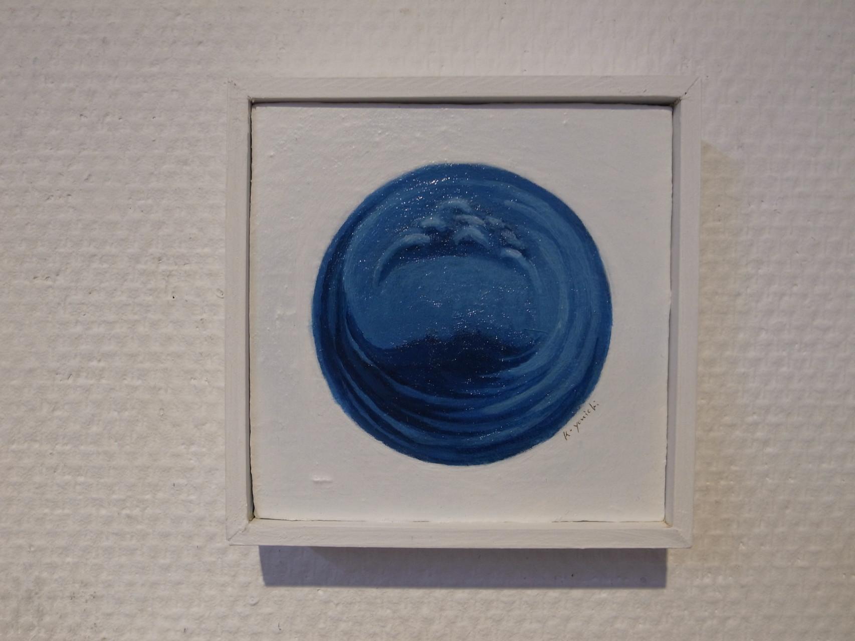 個展@ギャルリー志門(東京) 2015.3.16-3.21