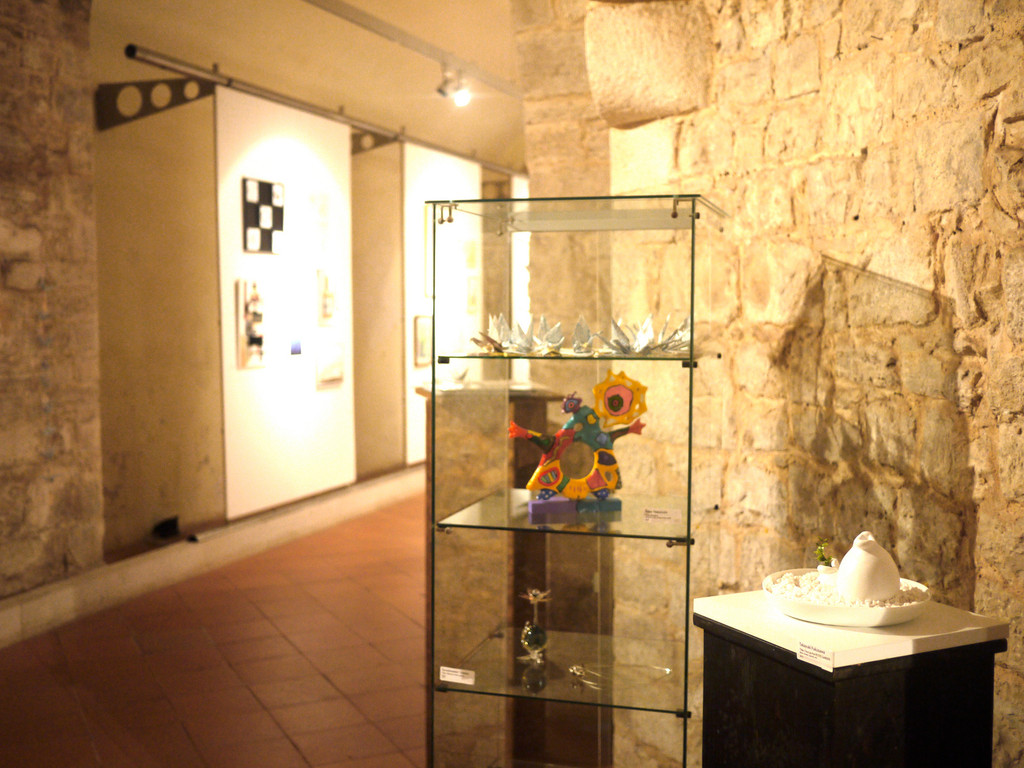 6th 100 Artist Exhibition @ Sala dei Templari / MolfettaCity in Italy   7/6/2012 - 7/29/2012