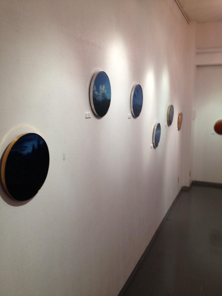 個展@大阪 Artist Space CERO 2012/12/4(火)~12/12(水)