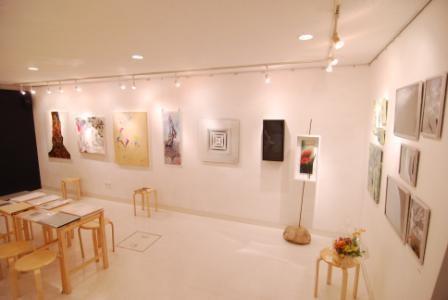 「Unknownpossibility01」  (東京/新宿眼科画廊) 2010.1.14~1.18