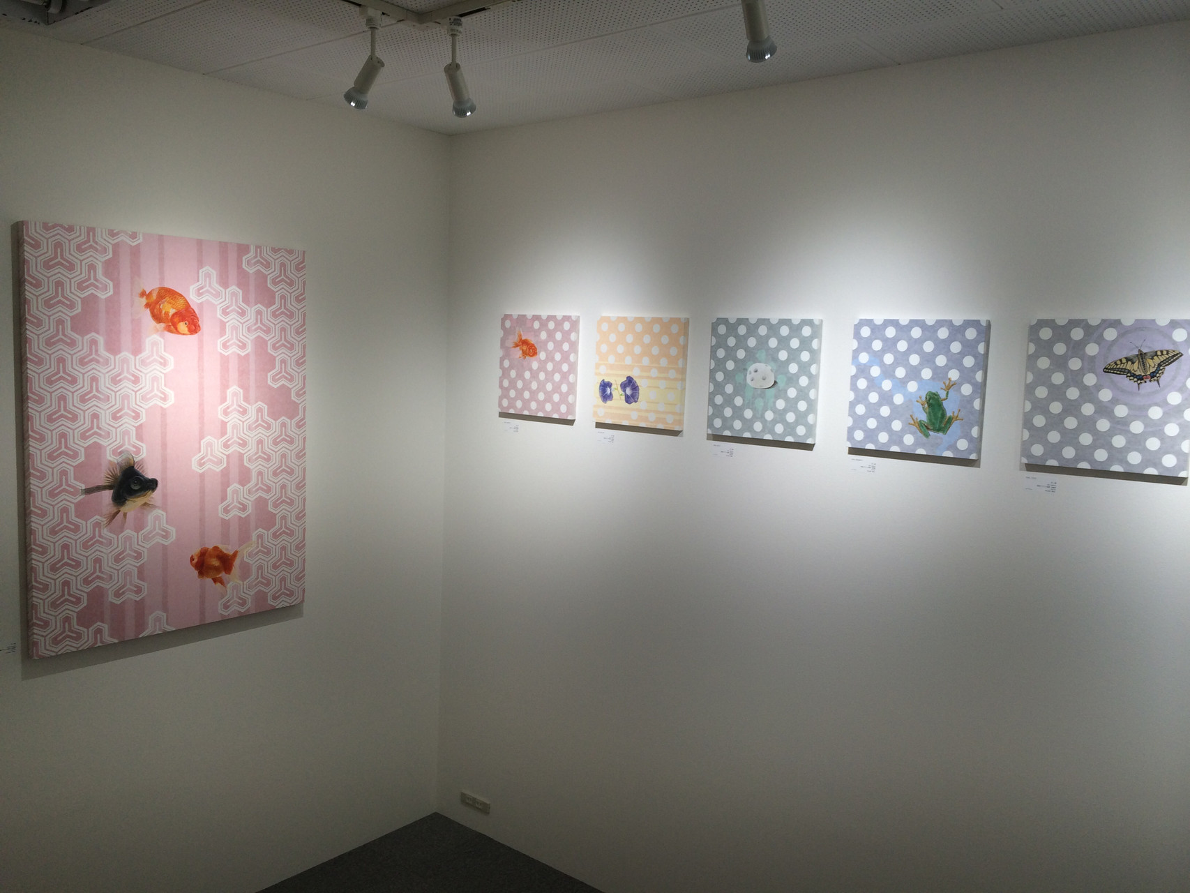 「ART SALON vol3」@JINEN GALLERY 2014.11.29-12.7