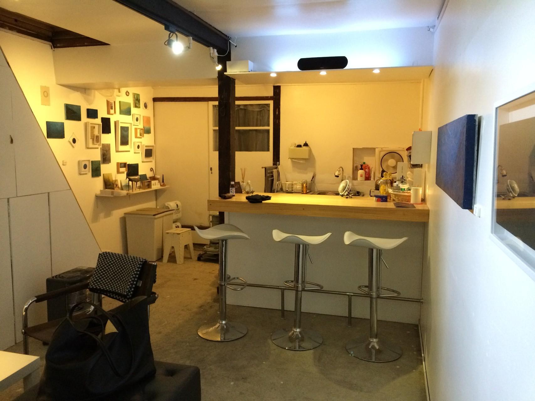 「Open Studio 2014.夏」
