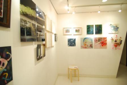 「Unexpected」 (東京/新宿眼科画廊) 2009.11.16~11.22