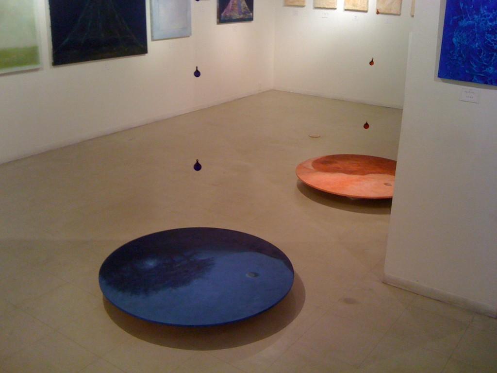 「AXIS」@ギャラリー羅針盤  2011.2.7-2.12