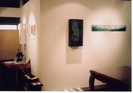 個展@ガレリア・セロ/ウィ・アトリエ(大阪) 2008.11.4.-11.15