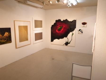 「羅針盤セレクション展」@アートスペース羅針盤 2011/7/18~7/23