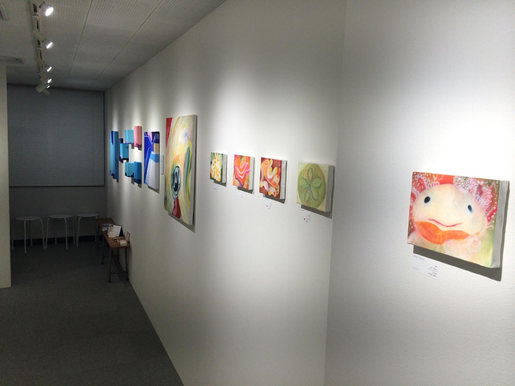 「ART SALON vol3」@JINEN GALLERY 2014.11.29-12.7