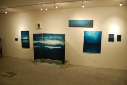 個展@FREE CLOUD(長野) 2008.8.18-8.31