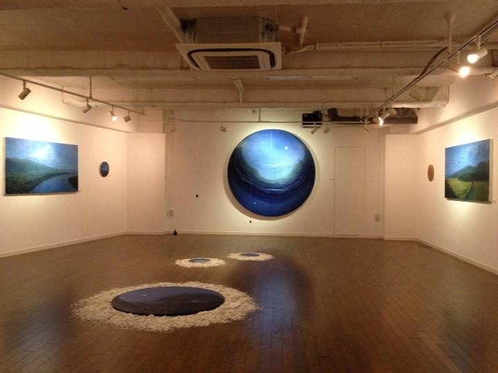 「youichi kayama exibition」@The Artcomplex Center of Tokyo .ACT 5. 2013.3.5-3.10