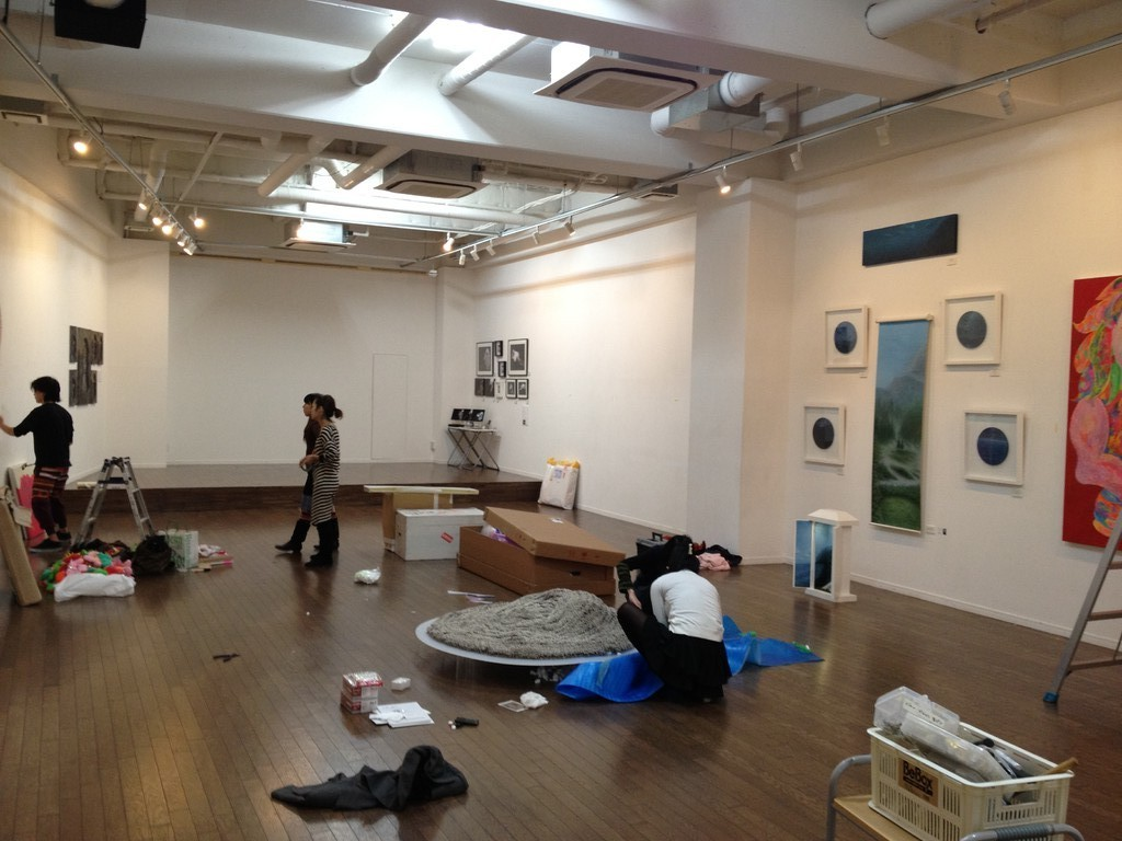 「ARTLABO X 2011 FINAL」 @ The Artcomplex Center of Tokyo 地下 Artcomplex Hall 2011/12/16~12/18