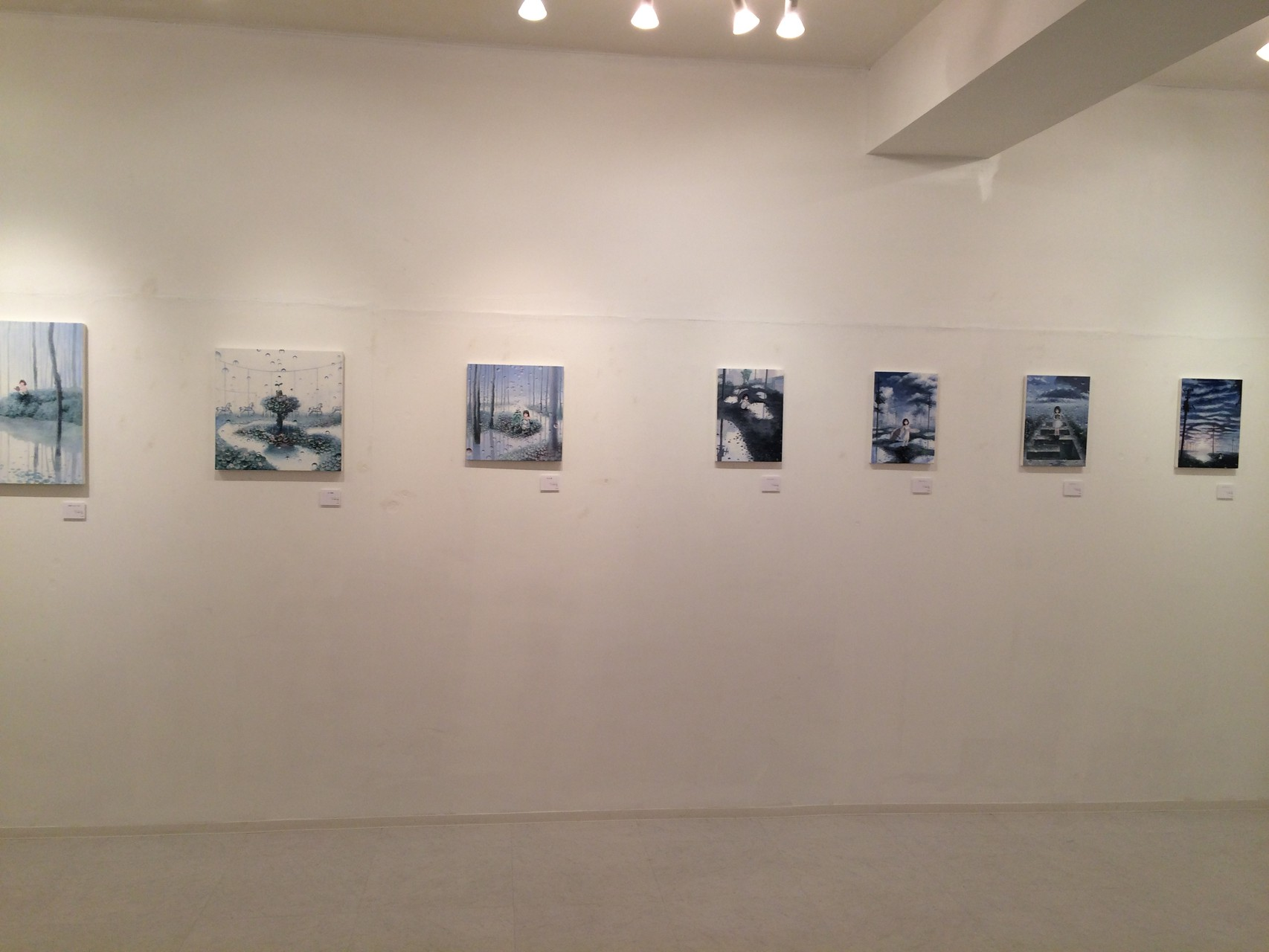 「ART POINT Selection V」@gallery art point 2015.10.26~10/31