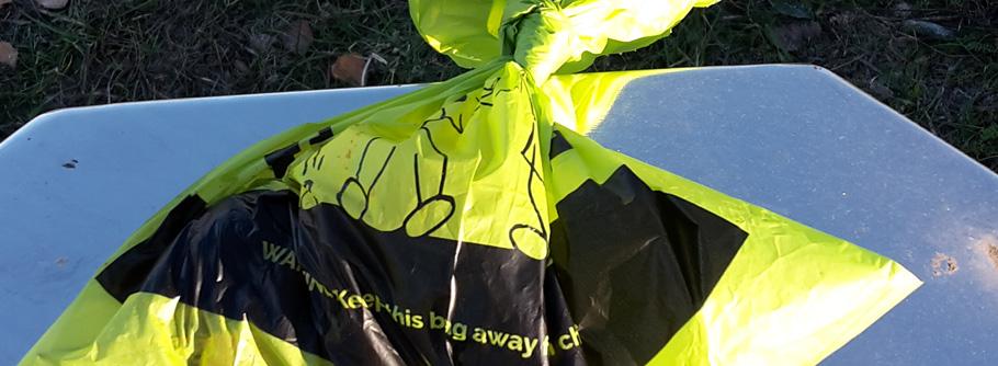 Kotbeutel heimkompostierbar von Organic Dog Life
