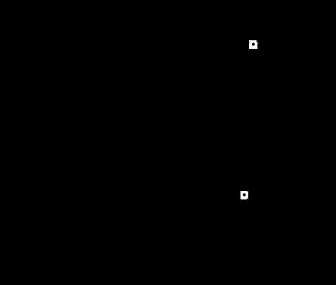 Die Umlaufbahnen von Phobos und Deimos