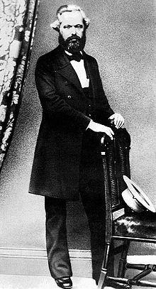 Karl Marx (1861)