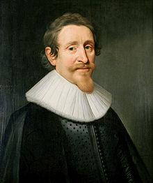 Hugo Grotius – Porträt von Michiel Jansz van Mierevelt, 1631