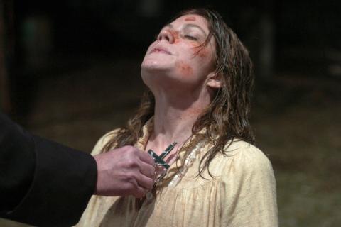 Szene aus dem Film Der Exorzismus von Emily Rose