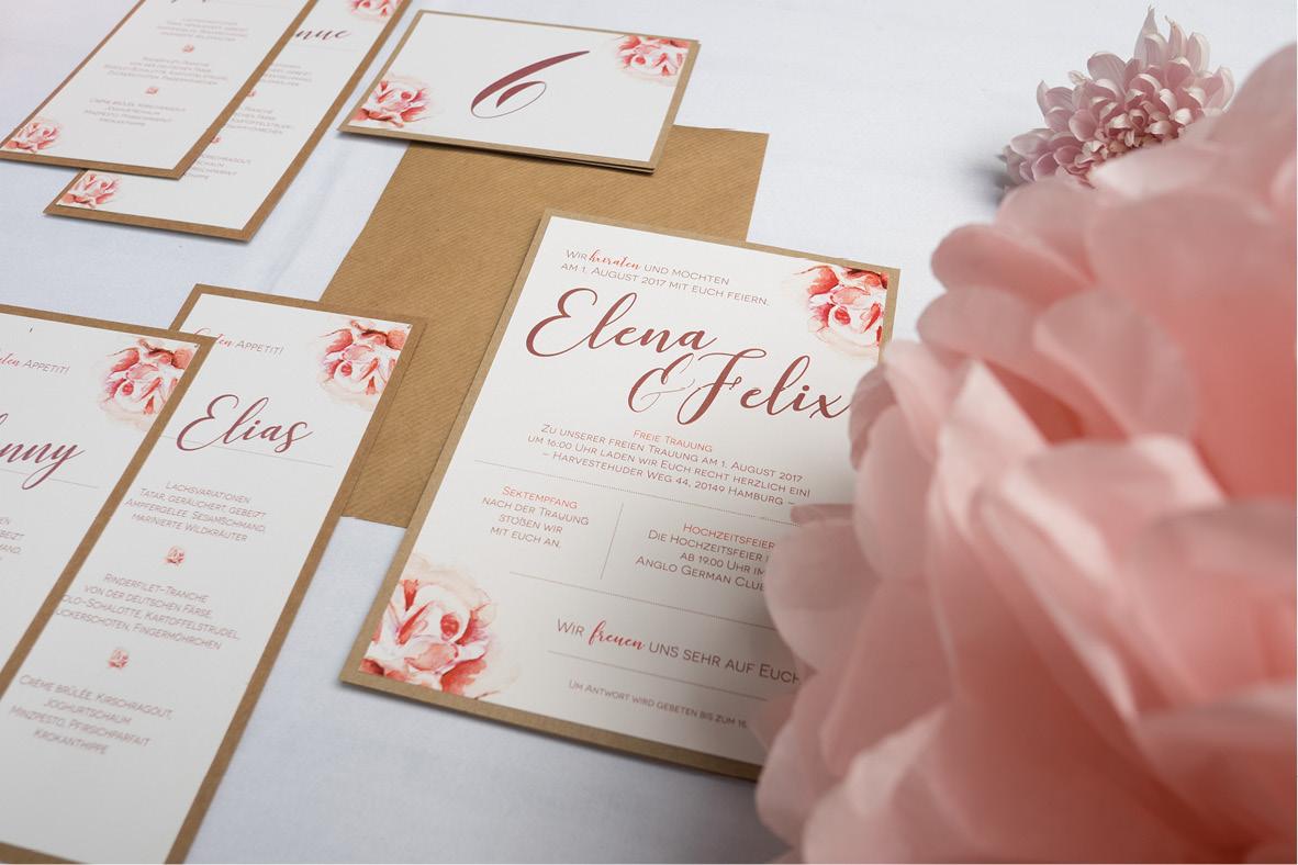 Von Der Ersten Anfrage Bis Zu Eurer Fertigen Hochzeitskarte Wie