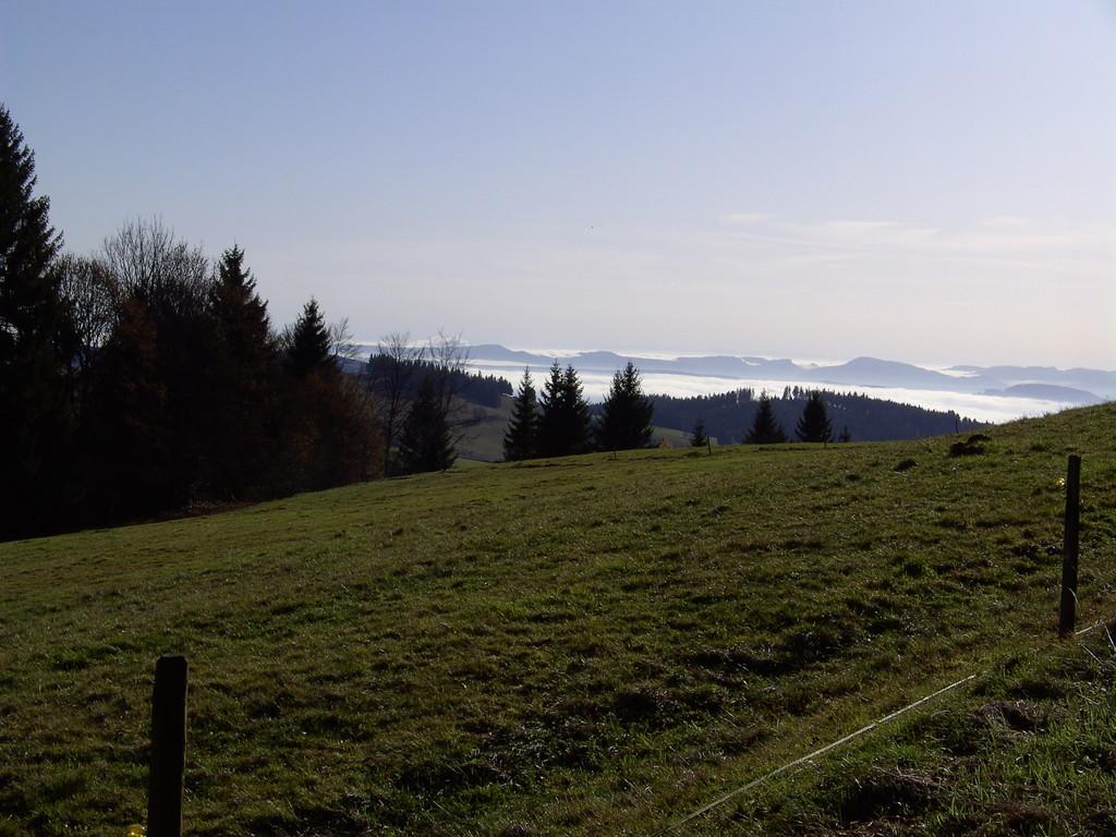 Alpensicht von Gersbach   © Hartmut Hermanns