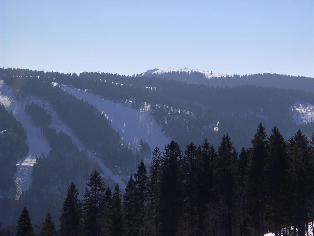 Blick zum Fahler Skizirkus