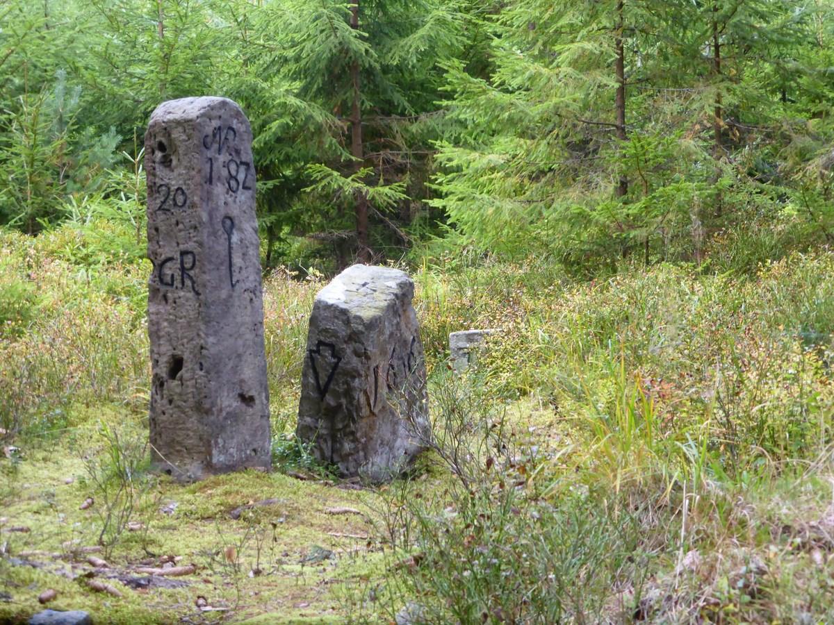 Bei den drei Steinen © Hartmut Hermanns