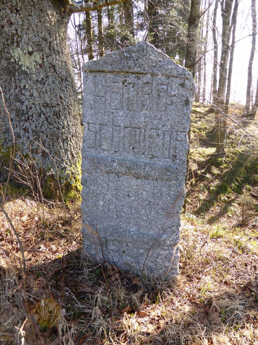 Denkmal Heidenschmiede © Hartmut Hermanns