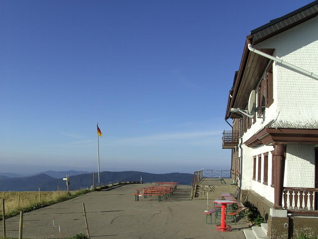 Berggasthof Belchen
