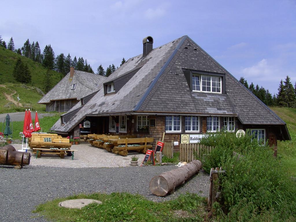 Baldenweger Hütte  © Hartmut Hermanns